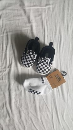 Finally got my hands on a pair of Vans for my baby boy.