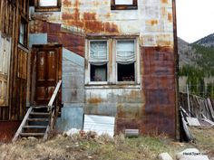Tucked into the Rocky Mountains, far from any resort, you'll find one of the Colorado's best preserved historic places. St. Elmo ghost town.