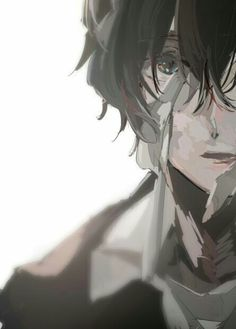 Oda's death was an eye-opening experience for Dazai, literally and figuratively.