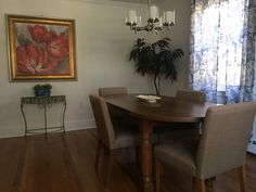 Brightwaters: Garden - Vacation Home in Hendersonville House On The Rock, Dining Table, Furniture, Home Decor, Dining Room Table, Decoration Home, Room Decor, Home Furniture, Interior Design