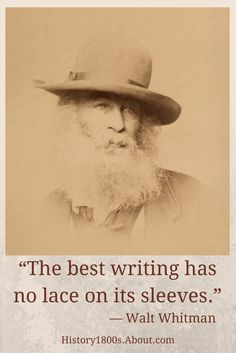 walt whitman brief biography Walt whitman was born on may 31, 1819, in west hills, long island, the second of nine children his family soon moved to brooklyn, where he attended school for a few years young whitman took to reading at an early age.