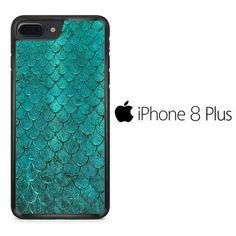 Mermaid Blue Aqua iPhone 8 Plus Case Iphone 8 Plus, Printer, Aqua, Mermaid, Phone Cases, Water, Printers, Phone Case