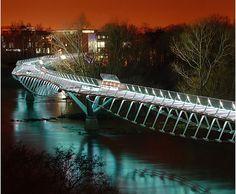 Living Bridge University of Limerick (Ireland) my school for Spring 2013!