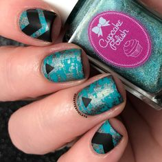 Cupcake Polish:Special Effects Toppers + Delishious Nails Collaboration Polish | Snacks On Rotation