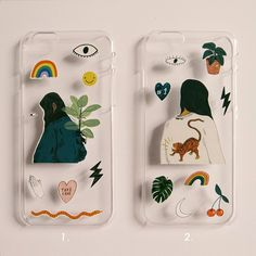 manjitthapp: iPhone cases are back in my shop! - Handytasche - - manjitthapp: iPhone cases are back in my shop! Iphone 7 Plus, Iphone 8, Cute Cases, Cute Phone Cases, Iphone Shop, Iphone Cases Disney, Aesthetic Phone Case, Diy Phone Case, Coque Iphone