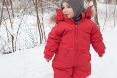 cd4f0954872 Ver de Terre lollipop (red) winter overall with fur. Style 103. Price