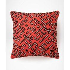 Maassai Maze Pillow