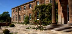 Blog - Restoration of Hillsborough Castle, Hillsborough, Northern Ireland by The Historic Royal Palaces in conjunction with Wilsons Yard. #yorkstone #reclaimed #paving #hillsborough