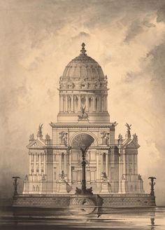 Paul Kieschke, 1885 :: Trem das Cores