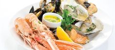 Seafood at Mourne Seafood Bar, County Down Local Seafood, Seafood Restaurant, Northern Ireland Tourism, Gourmet Recipes, Healthy Recipes, How To Make Bread, Fresh Rolls, The Ordinary, Love Food