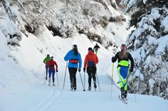 The Benefits of Cross Country Skiing Cross Country Skiing, Sports Activities, Winter Sports, Mount Everest, Snow, Mountains, Travel, Outdoor, Outdoors