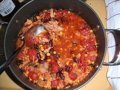 Addictive Mexican Stew