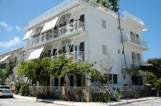 FAROS HOTEL, Samos, Ireon, studios, rooms, hotel, rent Samos, Studios, Multi Story Building, Mansions, House Styles, Room, Home Decor, Bedroom, Decoration Home
