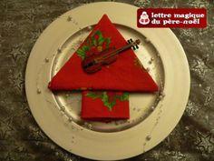 1000 images about pliage serviettes de table on pinterest - Pliage de serviette en sapin ...
