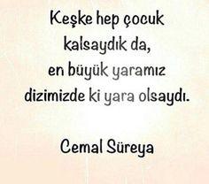 Cemal Süreya Anısına En Güzel 5 Şiiri - SuatSaygin.Net