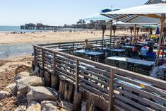 With 300 days of sunshine, it's no wonder outdoor patios abound in the Santa Cruz area. From beachfront decks to secret garden patios, the following open-air spots allow you and your four-legged dining companions to soak up plenty of scenery and summer sun.