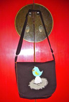 Messenger Bag Made