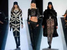 awesome Hervé Léger by Max Azria Fall/Winter 2015-2015 RTW – New York Fashion Week