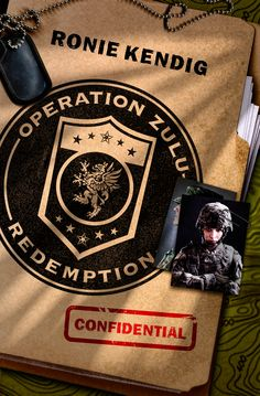 Operation Zulu: Redemption - Coming to PRINT July 2016!