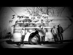 The Gaslight Anthem - Biloxi Parish (Lyric Video)