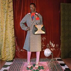 Soul Scene: See Every Look From Gucci's Pre-Fall 2017 Campaign @zoe_boone