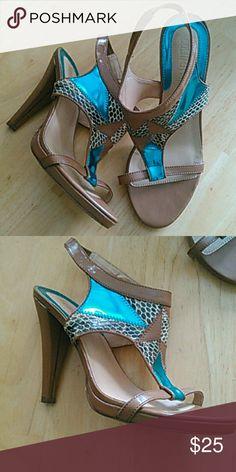 Colin Stuart heel Sexy heel Shoes Heels
