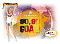 Russkajas Beautyblog: Preview - Essence GO GO GOAL