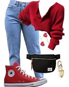 Image in outfits 9 collection by vodkabitchess Polyvore Outfits, Komplette Outfits, Cute Casual Outfits, Teen Fashion Outfits, Girly Outfits, Retro Outfits, Vintage Outfits, Fashion Dresses, Aesthetic Fashion