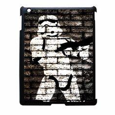 Star Wars Stormtrooper Pop Art Three iPad 2 Case