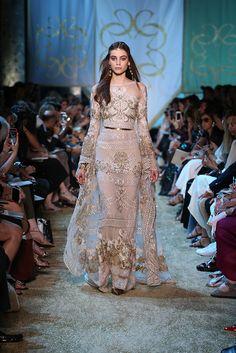 ELIE SAAB Haute Couture Autumn Winter 2017-18