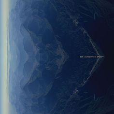 "Ben Lukas Boysen ""Gravity"" Ad Noiseam LP http://www.adnoiseam.net/adn168"