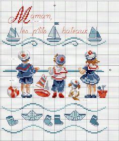 Cross Stitch Sea, Cross Stitch Cards, Cross Stitch Borders, Cross Stitch Designs, Cross Stitching, Cross Stitch Embroidery, Embroidery Patterns, Cross Stitch Patterns, Silk Ribbon Embroidery