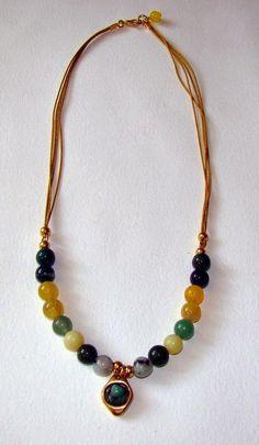 Piedras Semipreciosas: collares y pulseras