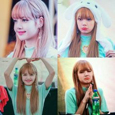 Lisa at Yeoiudo Fansign yesterday