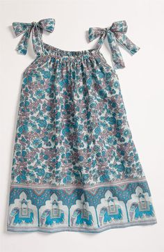 Peek 'Sari' Dress (Toddler, Little Girls & Big Girls) available at Nordstrom