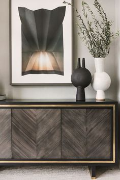 It's clear that art plays an important role in the design of both apartments. Smith teamed up with online boutique gallery Uprise Art to handpick artworks for each room that add a jolt of...