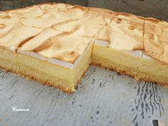 Jemný tvarohový koláčik (fotorecept) - obrázok 7 Apple Pie, Sweet Recipes, Cake Decorating, Cheesecake, Food And Drink, Sweets, Meals, Baking, Muffin