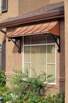 the juliet gallery metal awnings projects gallery of metal