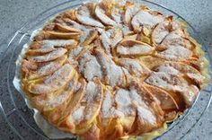 taart Appeltaart van de Bakmadam (met mascarpone!)