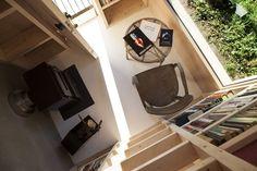 Vista dall'alto A Reading Retreat Like No Other: Garden Library by Mjölk architekti