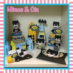 Scrap festa Batman