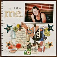 A Project by {Jen Jockisch} from our Scrapbooking Gallery originally submitted 12/19/11 at 09:18 AM