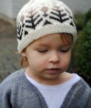 Little Fair Isle Hat