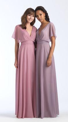 Courtesy of Allure Bridals Bridesmaid Dresses; www.allurebridals.com