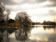 Parc de Montsouris, Paris