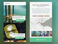 Restaurant deals app by Rit