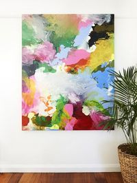 The artwork of Australian artist Barbara Kitallides via thedesignfiles.net