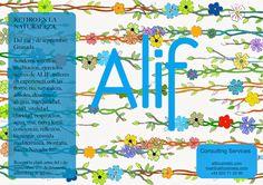Alif y las Esencias Florales : Preparados para la próxima cita ALIF en septiembre...