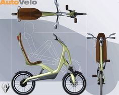 Electric bikes so far are ugly ... will this change ?