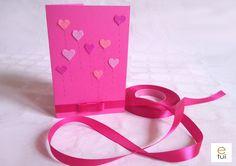 Valentines, Flooring, Diy, Cards, Home Decor, Valentine's Day Diy, Decoration Home, Bricolage, Room Decor